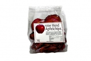 Apfelchips Roter Mond 90g Packung